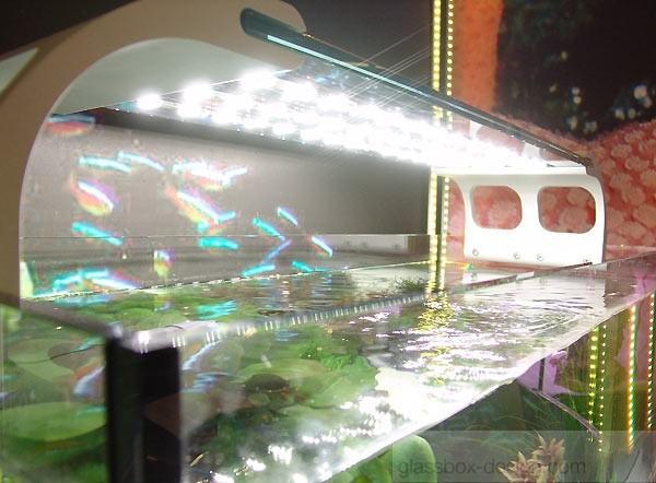 Светодиоды для аквариумных растений своими руками