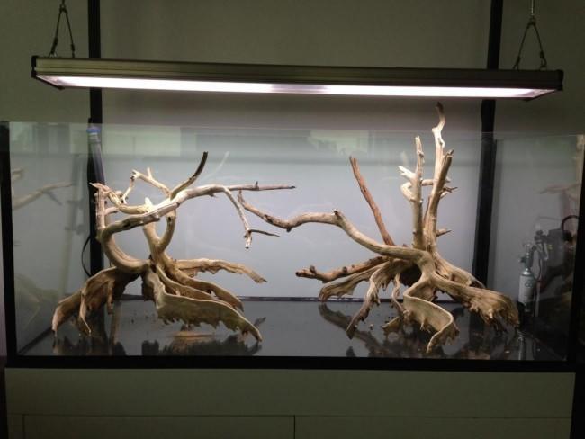 Изготовить корягу в аквариум своими руками фото 463