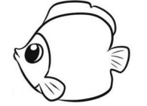 рисунки картинки рыбки